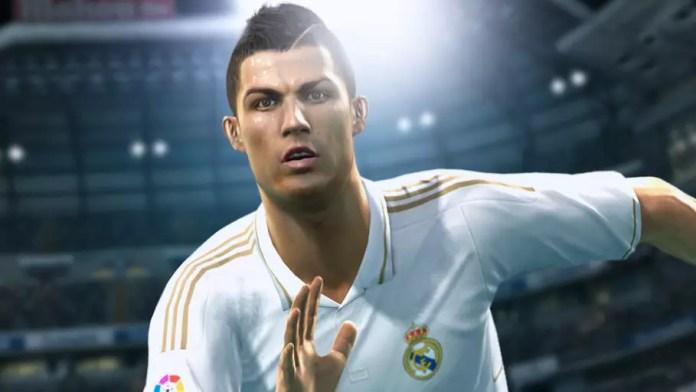 PES 2015 Cristiano Ronaldo