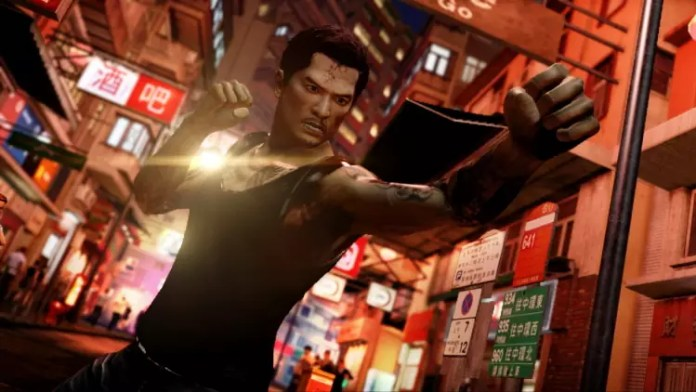 Triad Wars Sleeping Dogs: Definitive Edition