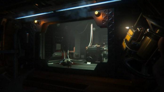 Corporation Lockdown Alien: Isolation