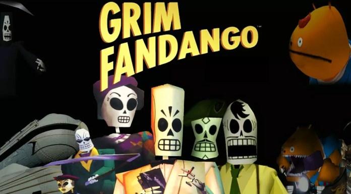 Grim Fandango Logo