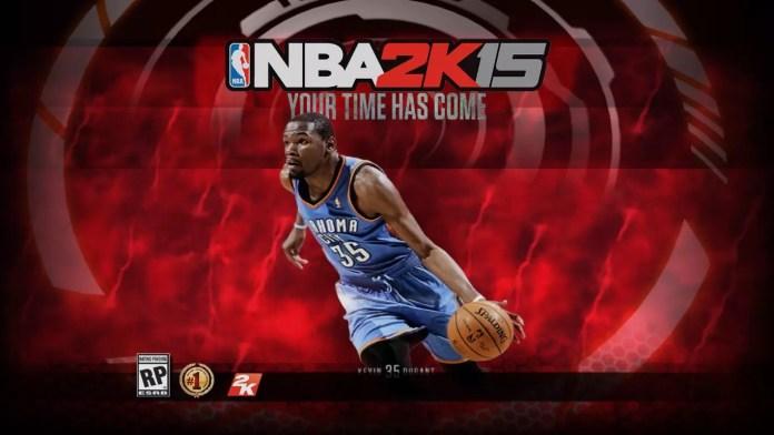 NBA 2k15 patch