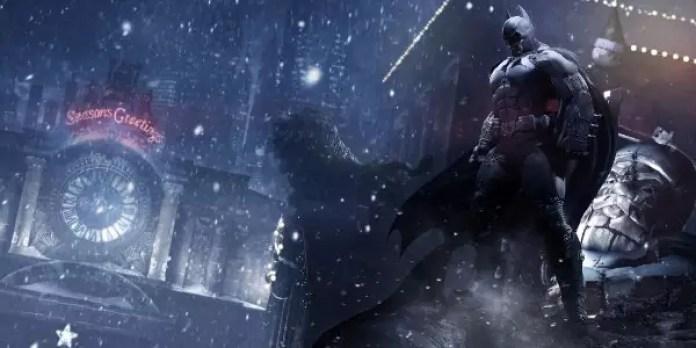 Batman:Arkham Origins