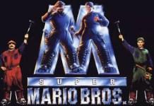 Super Mario Bros Film Logo
