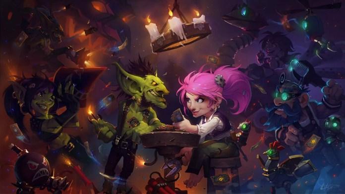 Heartstone Goblins vs Gnomes