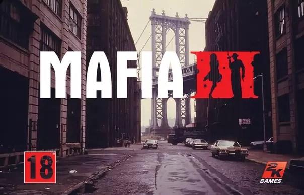 Mafia III Mafia 3 Logo