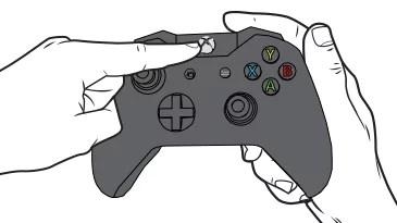 accensione controller