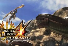 Monster Hunter 4 Ultimate Videogiochi