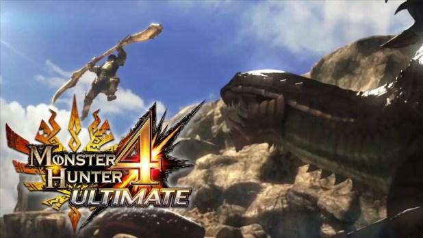 Monster Hunter 4 Ultimate Videogiochi