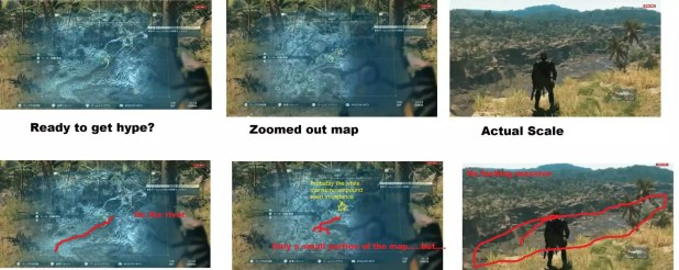 Metal Gear Solid V Mappa