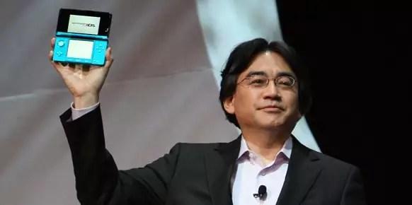 Satoru Iwata Nintendo 3DS Nintendo NX