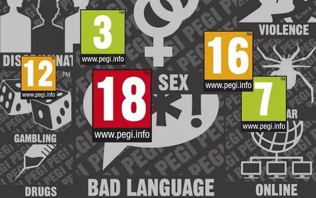 PEGI Google Play