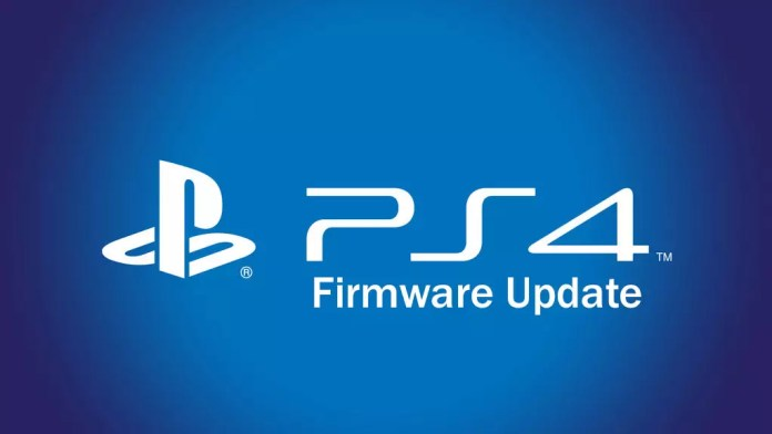 Firmware PS4 PlayStation 4