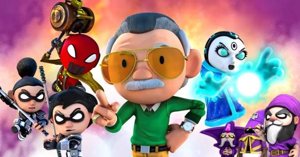 Stan Lee's Hero Command
