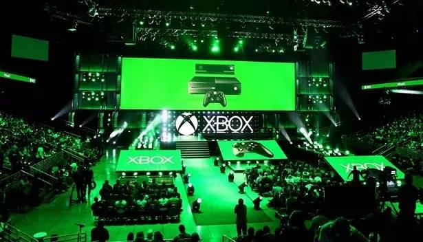 Xbox E3 Microsoft