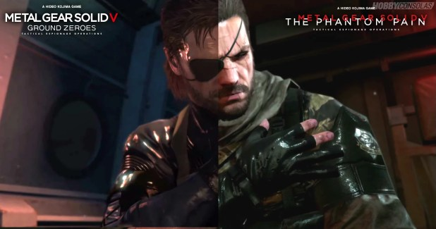 Metal Gear Solid V MGS V