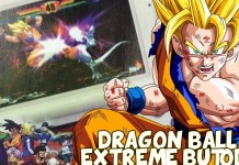 Dragon Ball Z Extreme Butode