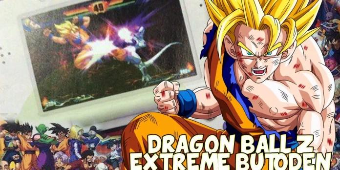 Dragon Ball Z Extreme Butode