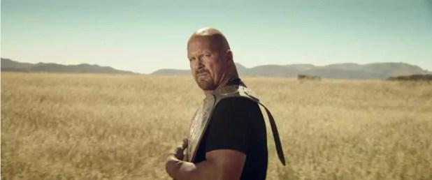 Steve Austion Stone Cold WWE 2k16