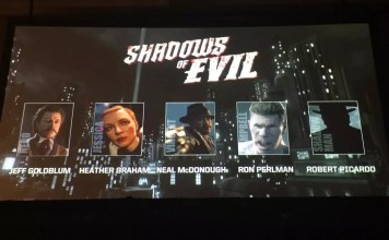 black ops 3 Shadows of Evil