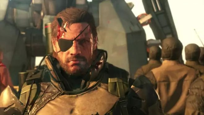 Metal Gear Solid V The Phantom Pain Metal Gear Online