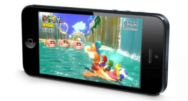 Nintendo Smartphone