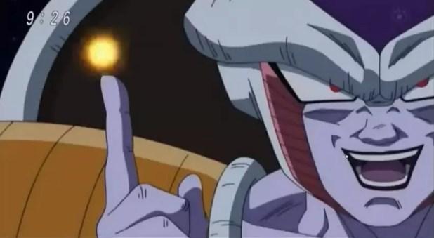 Dragon Ball Super 1x19 Freezer