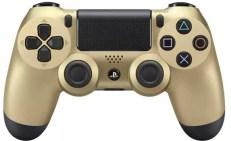 Dualshock 4 PlayStation 4 Gold