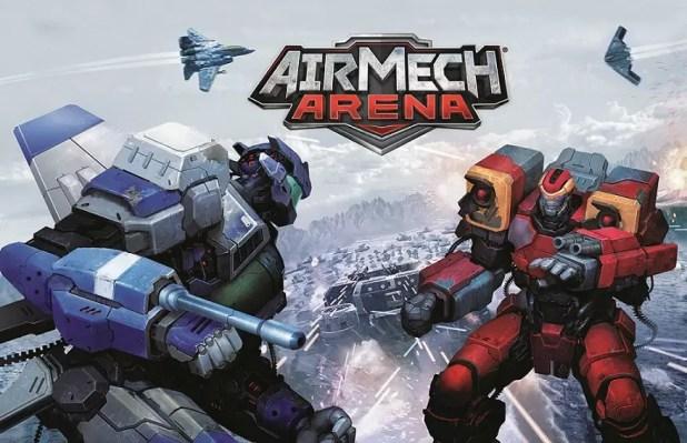 AirMech Arena giochi gratuiti PlayStation 4