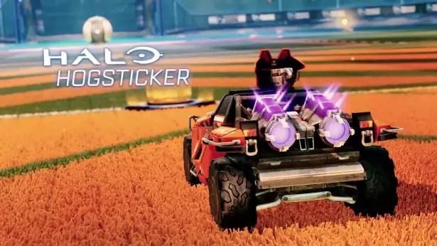 Rocket League Halo