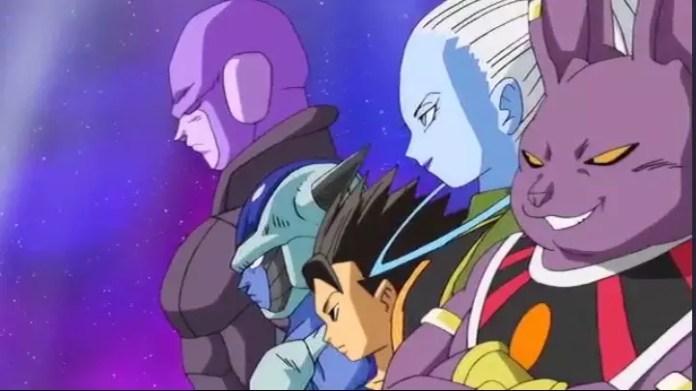 Dragon Ball Super team Champa