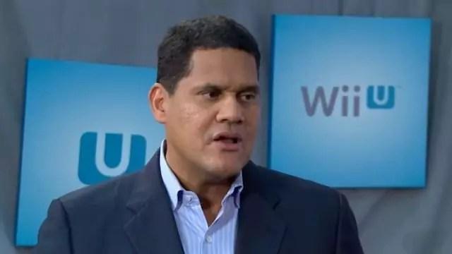 Nintendo NX Reggie Fils-Aime