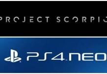 PlayStation 4 Neo Xbox One Scorpio