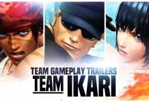 The King of Fighters XIV Team Ikari