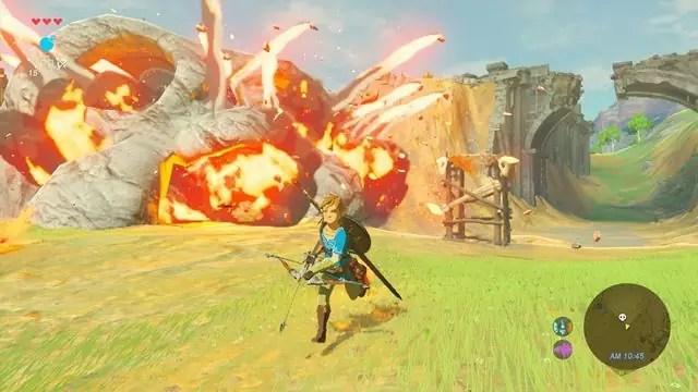 Gamescom The Legend of Zelda: Breath of the Wild