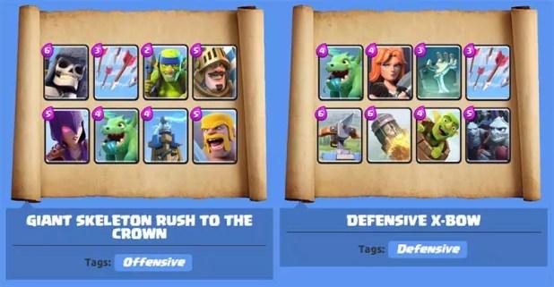Mazzo migliore Arena 4 Clash Royale
