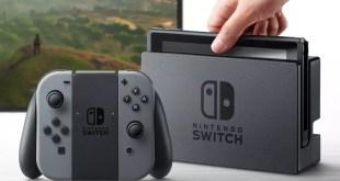 Tutti i giochi disponibili per Nintendo Switch