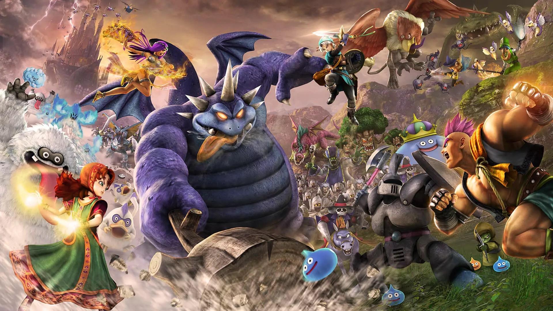 Dragon Quest Heroes II è ora disponibile con un nuovo trailer