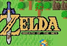 Breath of the NES