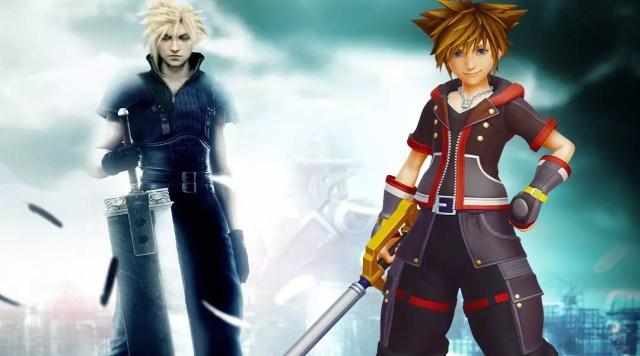 Kingdom Hearts III e Final Fantasy VII Remake