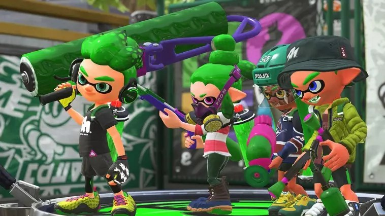Nintendo parla della chat vocale di Splatoon 2
