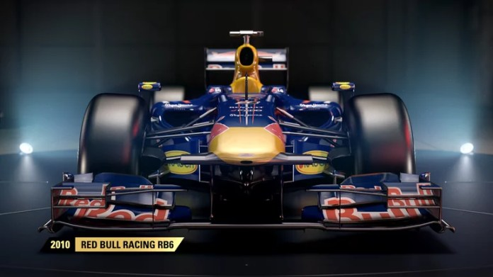 F1 2017 Red Bull