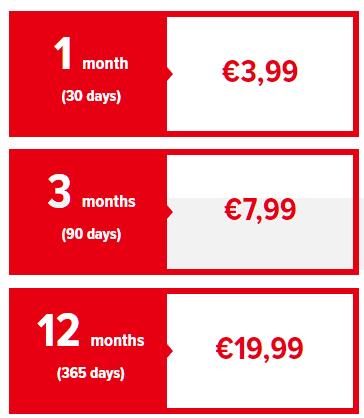 Risultato immagini per costo nintendo switch online piani abbonamento