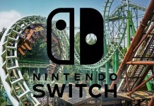 Nintendo Switch Gardaland