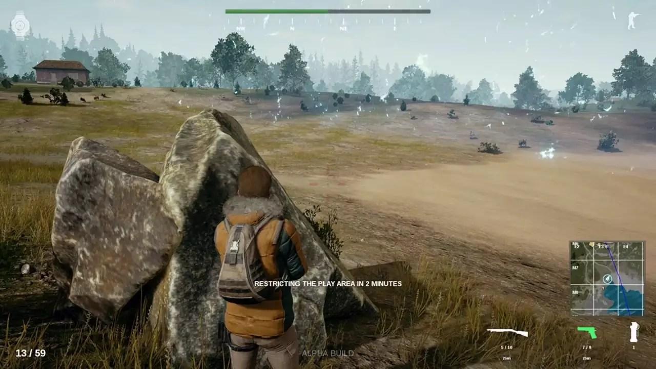 PlayerUnknown's Battlegrounds: arrivano i server per la modalità in prima persona