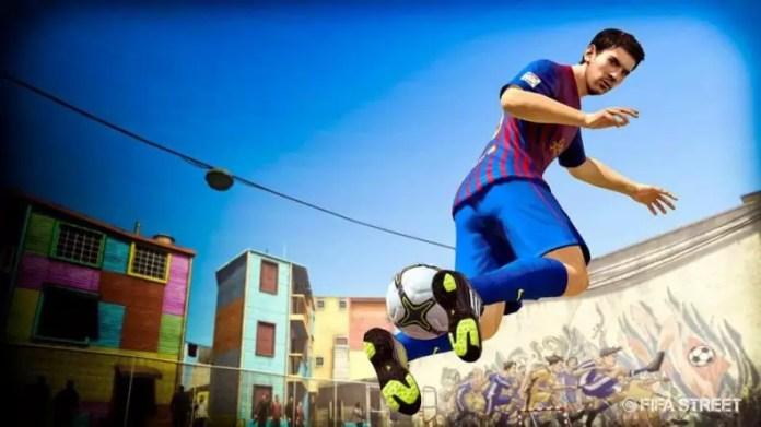 FIFA 18 FIFA Street