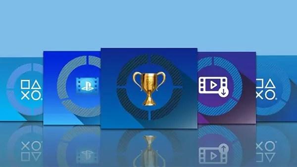 PlayStation Trofei