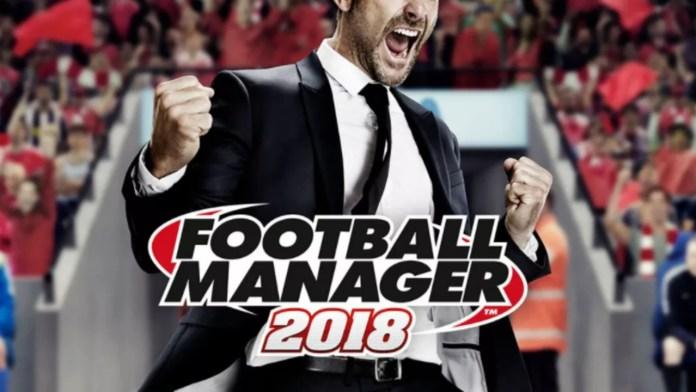 FootballManager 2018