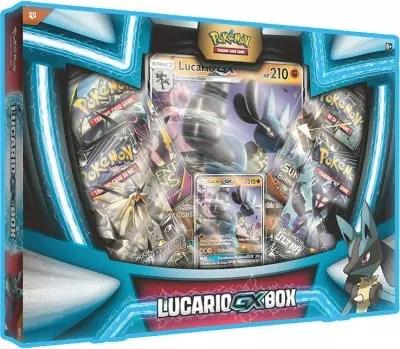 box lucario-gx