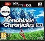 Nintendo Uk, Xenoblade Chronicles 3D Only For New Nindento 3Ds[Multilingua]