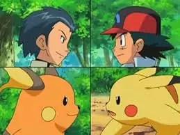 Pikachu vs. Raichu